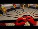 VIVE BOX: Играем в NVIDIA VR Funhouse (Winter Wonderland mod)