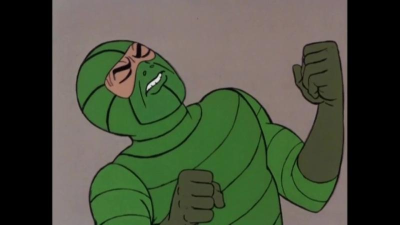 Classic Spider-Man '67 - 1x05 Attenti allo Scorpione/L'uomo Sabbia