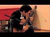 Александр Еременко (гитара, г. Касли) - Living on video (Pakito)