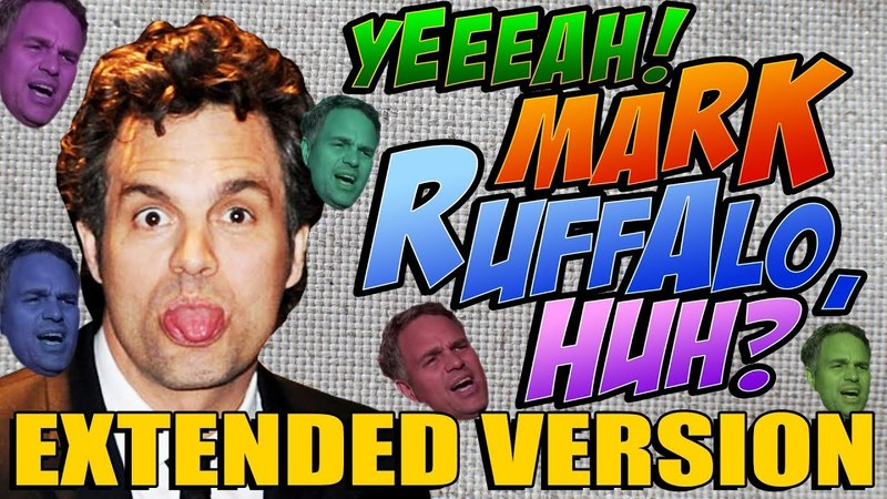 YEEEAH! MARK RUFFALO, HUH? 💥 EXTENDED VERSION 💥 | THE MOST DEMENTED VIDEO ON YOUTUBE