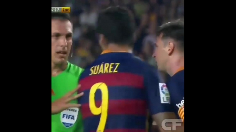 Leo Messi showed why not to fuck with him 😏...