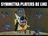 Как выглядит игра за Symmetra