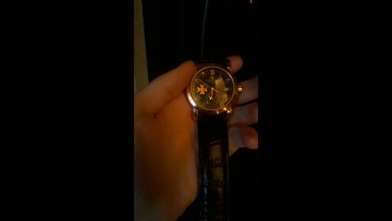 Я НЕ УМЕЮ РЕКЛАМИРОВАТЬ ЧАСЫ ДА ЛАДНО новинка в мире механических наручных часов Constantin * Geneve * × модель 42005