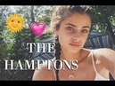 Snapchats of Taylor Hill's Trip to the Hamptons (ft. Romee Strijd)