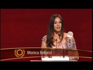 Monica bellucci - womens world awards 2009