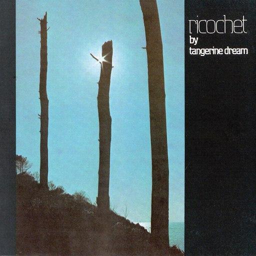 Tangerine Dream альбом Ricochet (Live)