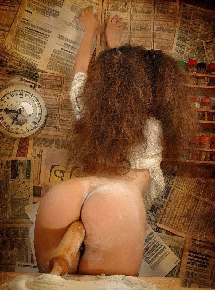 Pictures of women with hairy pussy