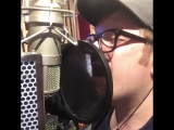 Patrick Stump's recording the Church