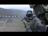 Занятия по стрельбе с инструкторами  (46 ОБРОН СКО)