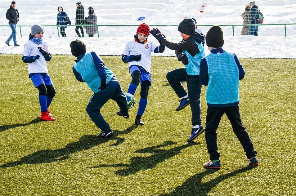 Итоги турнира «Весенний Кубок Подольска-2018» по футболу среди детских команд 2009 г.р.