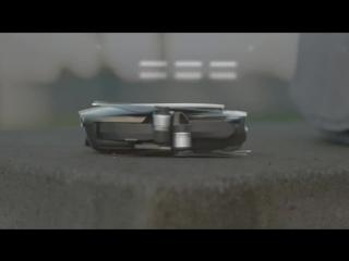 DJI представила новый дрон - Mavic Air