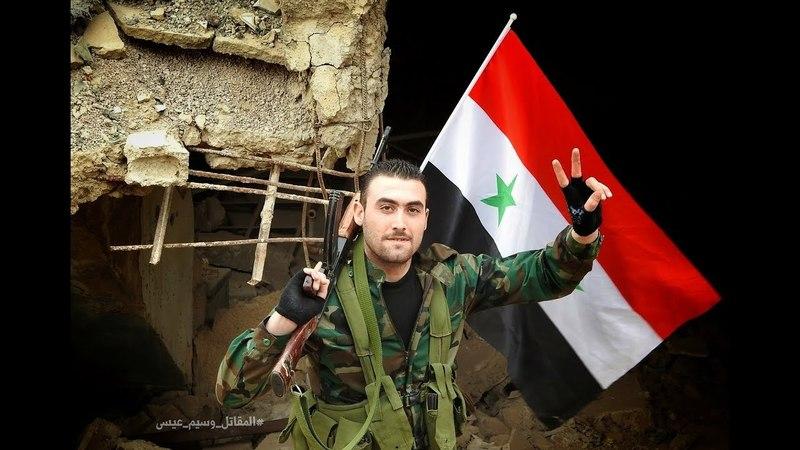 Кадры триумфа: Сирийские танки входят в Ярмук, армейцы водружают флаг на самой высокой точке