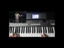 """Алеся - ВИА """"Сябры'' (Yamaha PSR-S670)"""