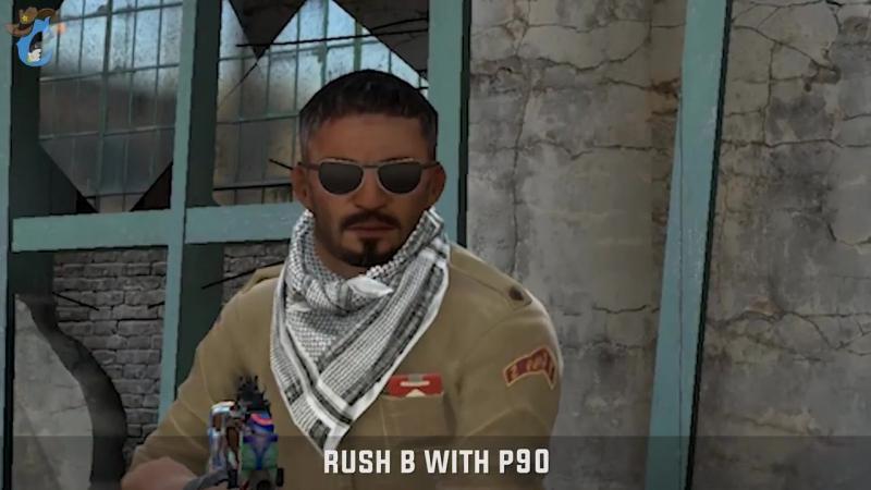 P90 Rush B - It Aint Me __ CS_GO PARODY