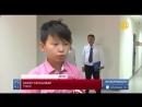 В Актау 11-летний Акжол Сансызбай спас от изнасилования 7-летнюю девочку (VHS Video)