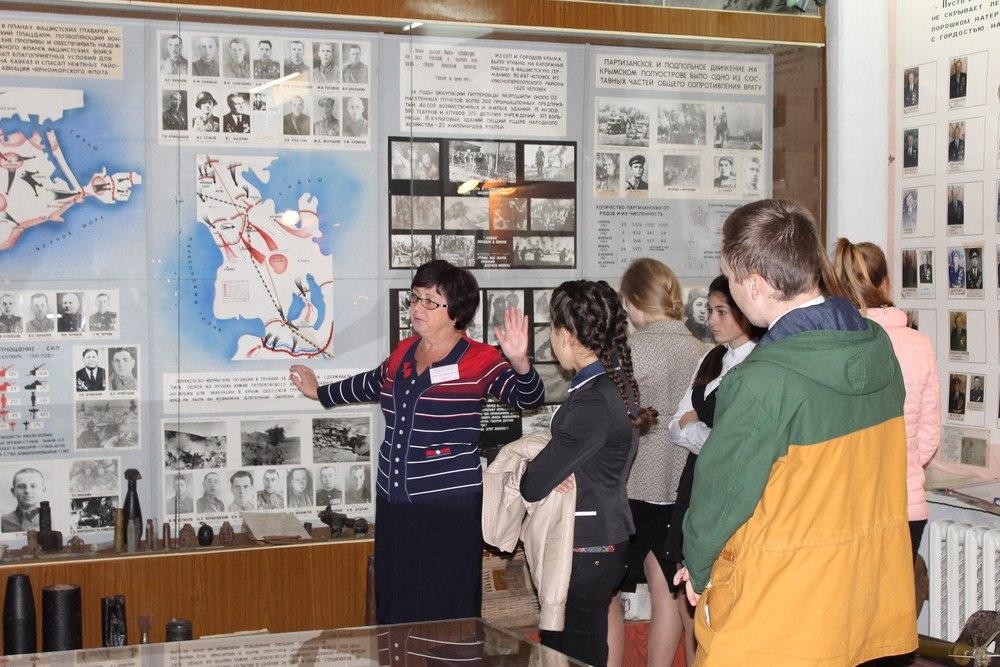 В Армянске отметили Международный день музеев