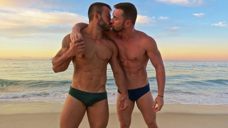 SUN AND SPEEDOS: Anniversary Part 2