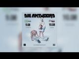 Die Antwoord приглашают на концерт в Санкт-Петербурге
