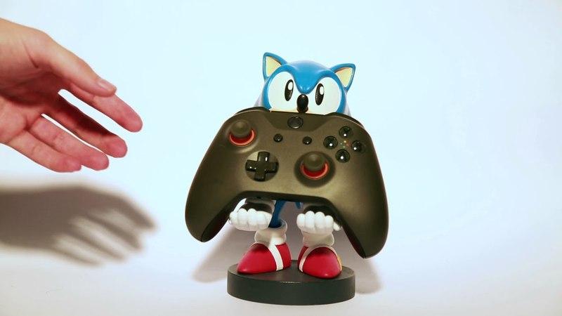 SEGA Sonic Cable Guy Video