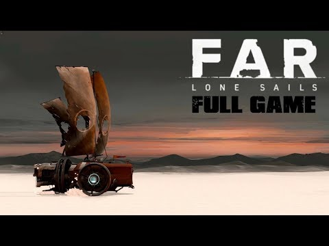 Far Lone Sails 3 - Завод,Шиномонтажка