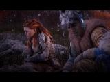 Первые 15 минут геймплея Horizon Zero Dawn: The Frozen Wilds.