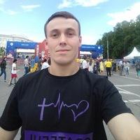 Анкета Евгений Стасев