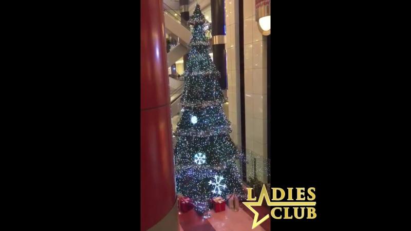 Новогоднее настроение из Анкары от нашей хостес Аделины!