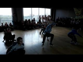 Break dance 10-14