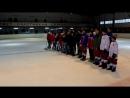 Юный Олимпиец . Спортивные игры по мини - хоккею с мячом.