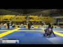 GABRRIEL VIEIRA vs TAINAN DALPRA 2018 World IBJJF Jiu-Jitsu Championship