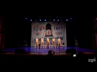 Тёла's Crew/Choreography Chasovskikh Darya/FRAME UP X FEST