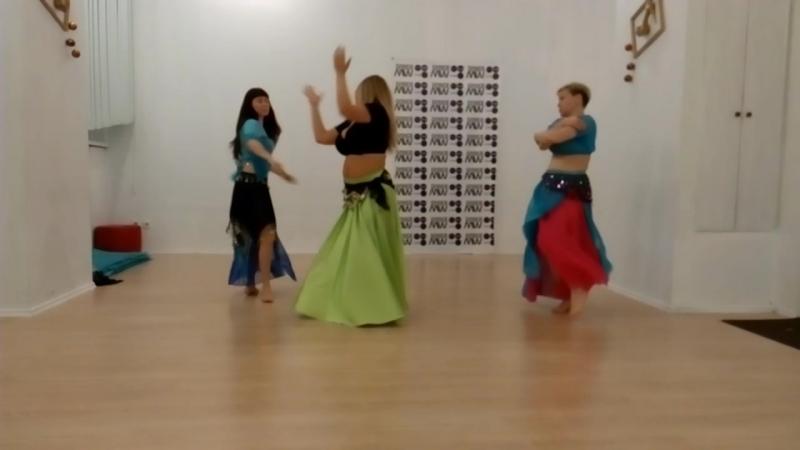 MyDanceWay studio | belly dance | танец живота | начинающие