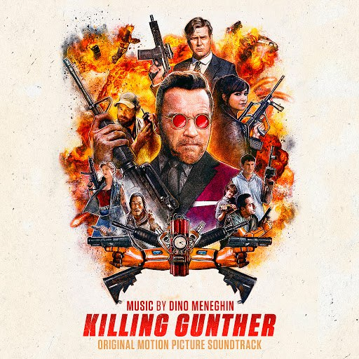 Dino Meneghin альбом Killing Gunther (Original Motion Picture Soundtrack)