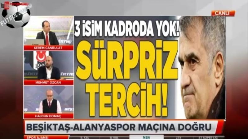 Beşiktaş Spor Ajansı ⚽ Alanyaspor Maçı Öncesi ve Talisca Gündemi Yorumları 30 Mart 2018