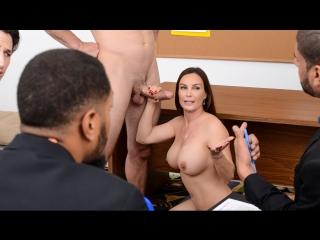 [BigTitsAtWork / Brazzers] Diamond Foxxx (HR Whorientation) [Brazzers, секс, минет, анал, эротика, порно, сосет, русское]