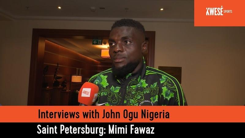 Nigeria Team update I Mimi Fawaz I John Ogu