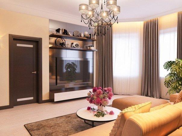 Уютная и функциональная квартира (45 кв.