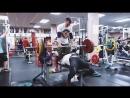 Жим Штанги Лёжа 140 кг на 2 раза SlingShot (Alexandr Shadrin/Ozersk/Russia)