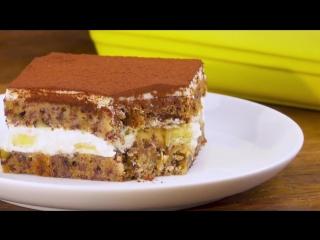 Скрещиваем 2 мега популярных десерта - слой за слоем! Вкуснейший рецепт!