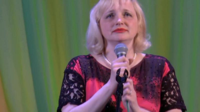 Ирина Милюткина на III туре конкурса Песенное Прионежье в Онеге