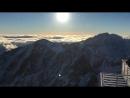 Словакия - высокие татры 2633 метров над уровнем моря