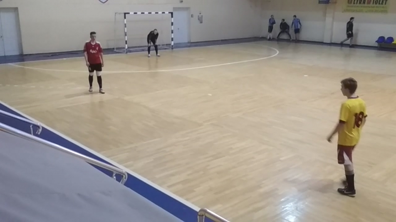 Аматор - Суходольск второй тайм