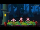 Five Little Monkeys Jumping On The Bed _ Part 1 - The Naughty Monkeys _ ChuChu TV Kids Songs