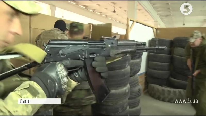 У Львові стартували міжнародні військові навчання