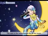 The Man in the Moon - Nursery Rhymes