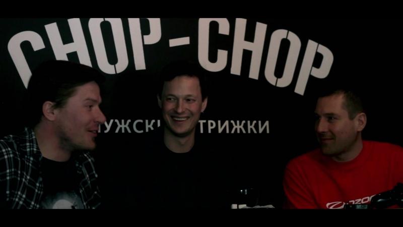 Антон Ужегов и Вячеслав Савельев