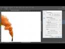 [Уроки Фотошоп. Elena Boot] Как создать дым от шашки в Фотошоп. Цветной дым от дымовой шашки