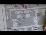 Как по разным моделям определить выкройку-основу