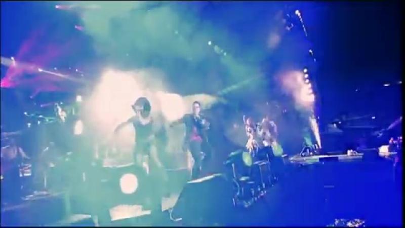 RBD - Solo Quedate en Silencio - 19 Live In Rio [HD]