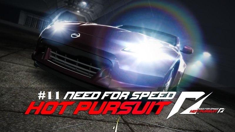 Прохождение Need For Speed Hot Pursuit 2010 11 Поднимаем уровень копа до 14